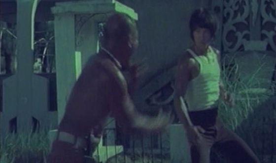Ninja vs Bruce Lee 3